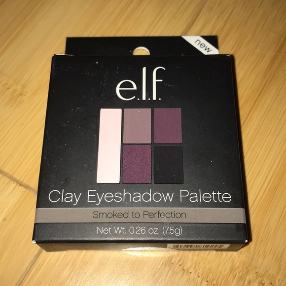 ELF Other - ELF Clay Eyeshadow Palette